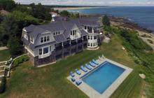 $12.6 Million Waterfront Estate In Ogunquit, ME
