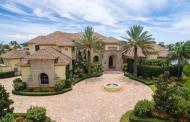 $4.2 Million Mediterranean Waterfront Home In Marco Island, FL