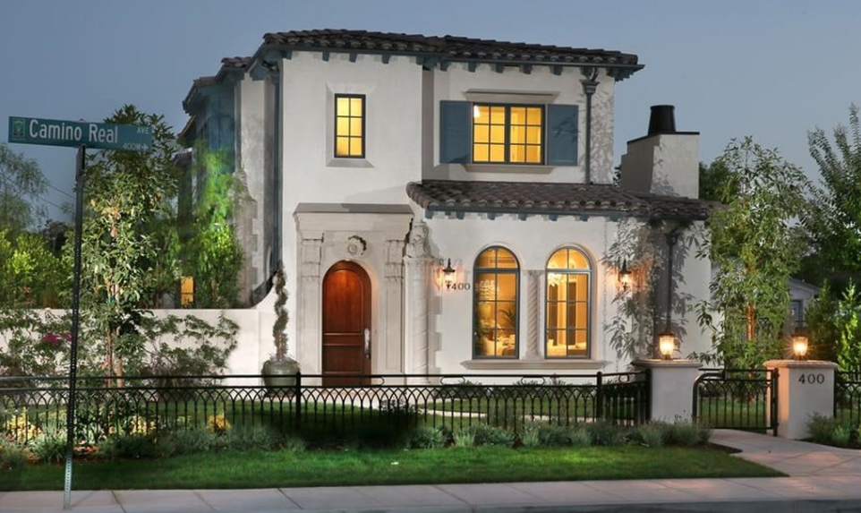 $2.98 Million Newly Built Home In Arcadia, CA