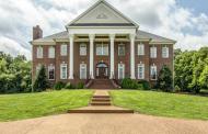 $5.1 Million Stately Brick Mansion In Franklin, TN
