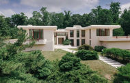 12,000 Square Foot Modern Mansion In Alpine, NJ