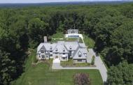 $7.299 Million Newly Built Tudor Mansion In Saddle River, NJ