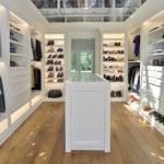 2-story Master Closet