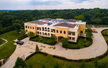 Villa Taj - A 45,000 Square Foot Mega Mansion In Burr Ridge, IL