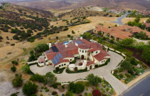 $2.8 Million Mediterranean Stucco Home In San Diego, CA