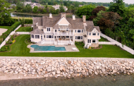 $6.5 Million Waterfront Home In Norwalk, CT