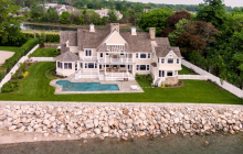$6.5 Million Waterfront Home In Norwalk, CT