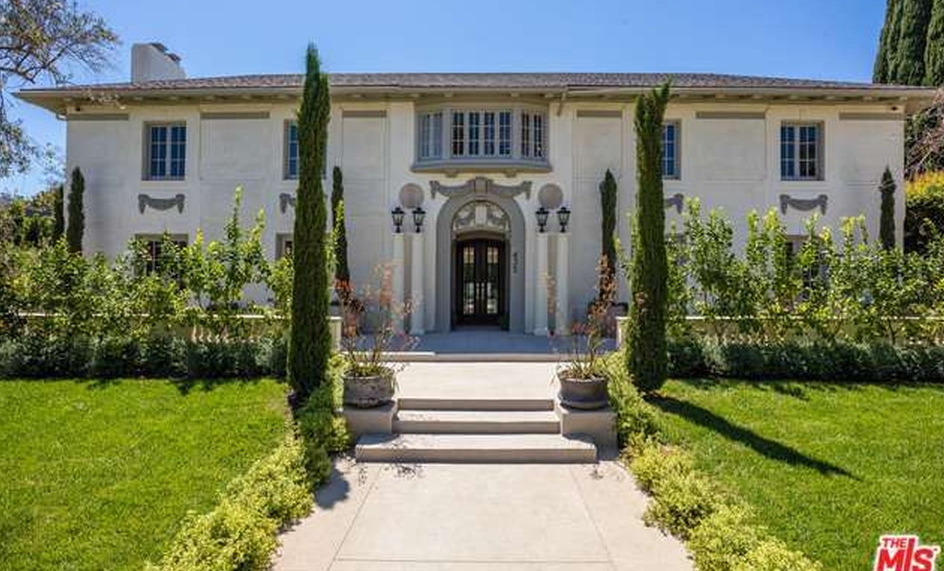 $8.45 Million Restored Mansion In Los Angeles, CA