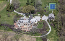$28 Million Stone Tudor Mansion In Gladwyne, PA
