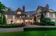 $4.9 Million Shingle, Stone & Brick Mansion In Fairfield, CT
