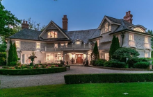 $4.9 Million Shingle, Stone & Brick Mansion In Fairfield, CT