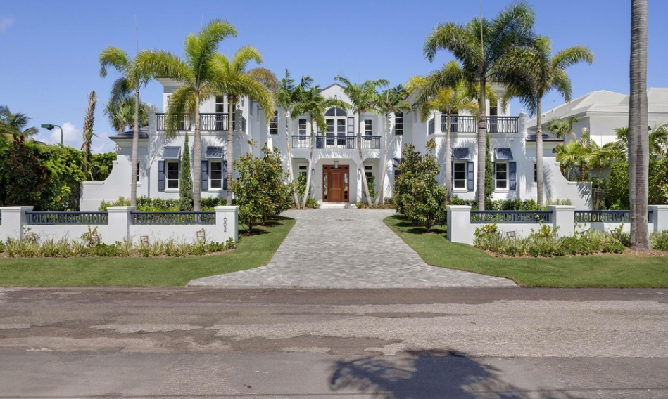 $6.975 Million Newly Built Waterfront Home In Delray Beach, FL