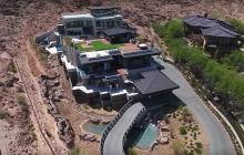 SkySide – A $30 Million Newly Built Contemporary Mega Mansion In Las Vegas, NV
