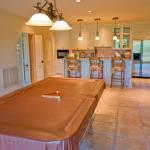 Billiards Room & 2nd Kitchen