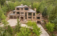 $10.5 Million Stone Home In Aspen, CO