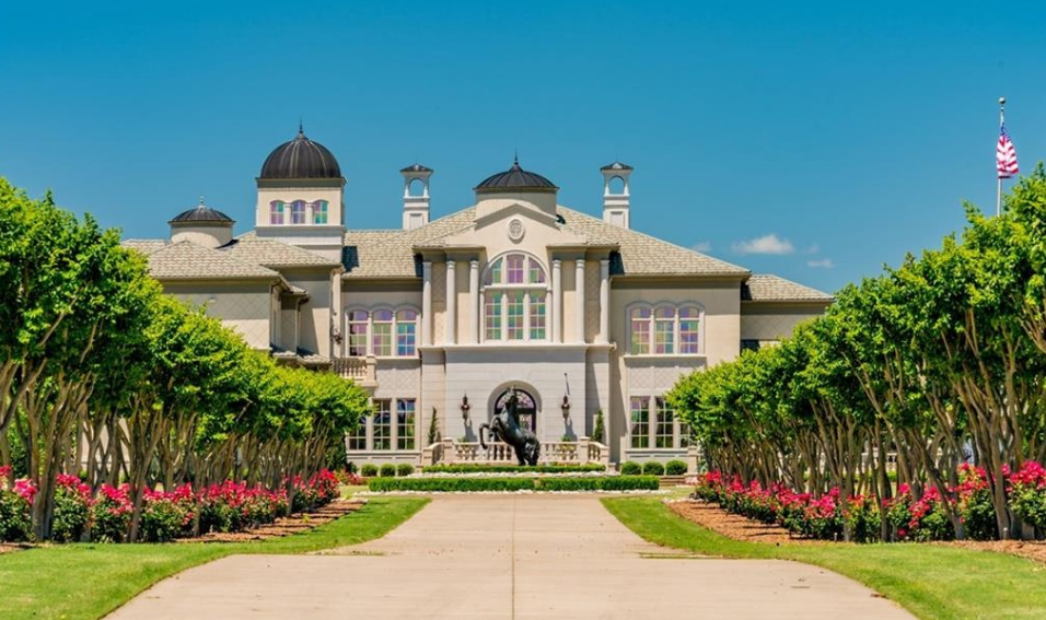 10 9 million mansion in fort smith ar homes of the rich Home builders in arkansas