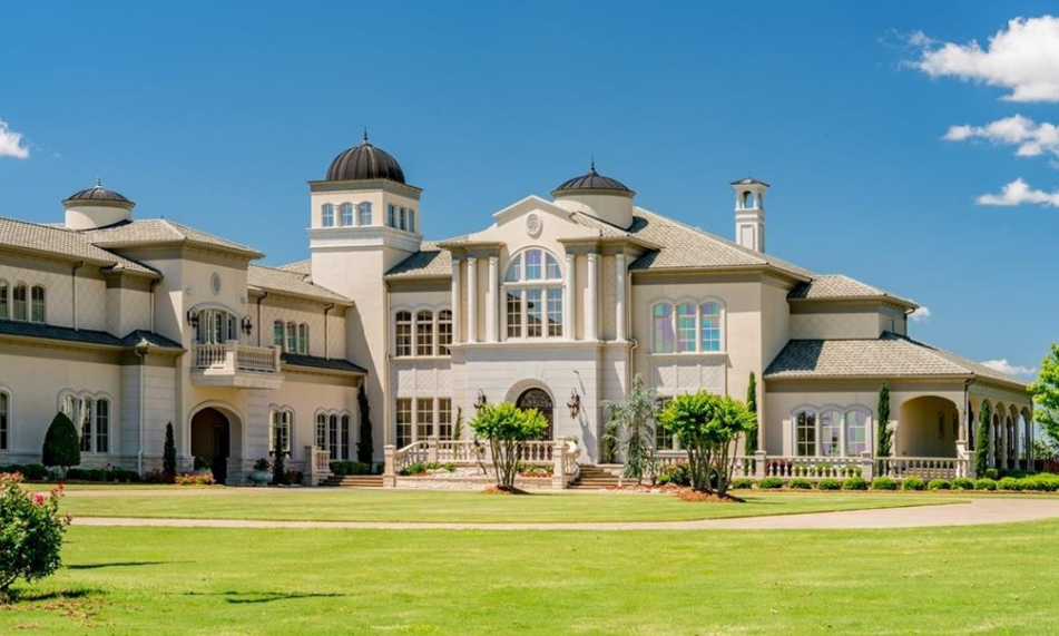 10 9 million mansion in fort smith ar homes of the rich for Home builders in arkansas