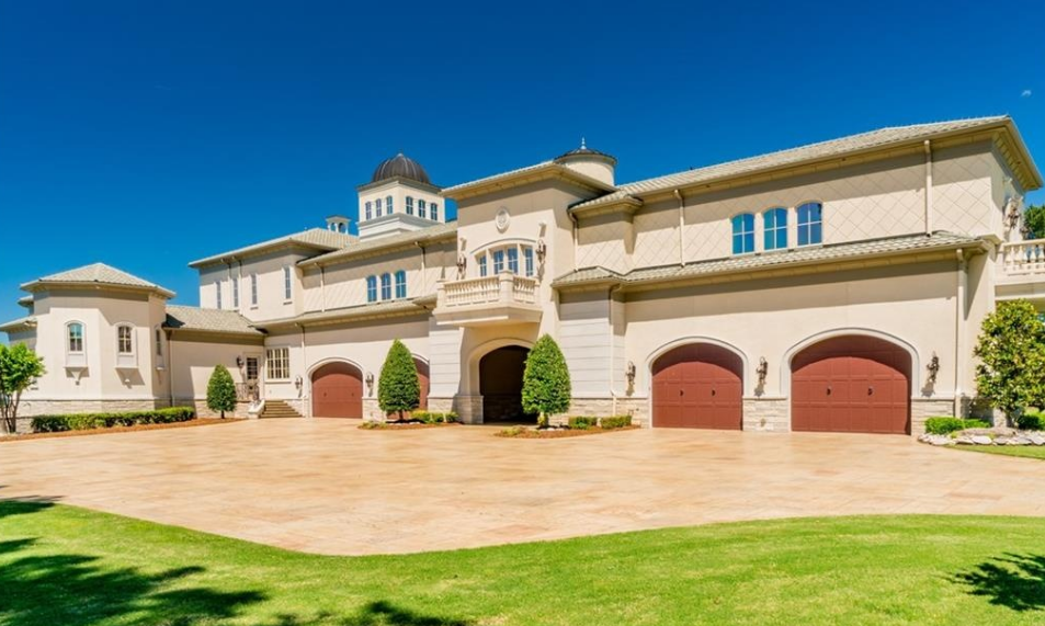 10 9 Million Mansion In Fort Smith Ar Homes Of The Rich