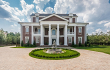 $17 Million Brick Mansion In Russia