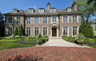 $5.49 Million Brick Home In Hinsdale, IL