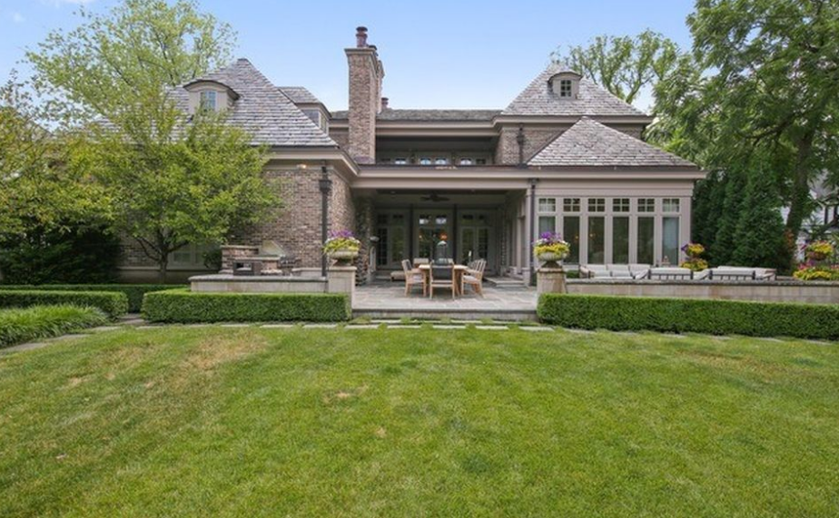 549 Million Brick Home In Hinsdale Il Homes Of The Rich - House-in-bosch-en-duin-by-maas-architects