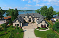 $5.5 Million Lakefront Mansion In Orchard Lake, MI