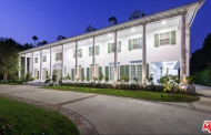 $29.995 Million Colonial Mansion In Beverly Hills, CA