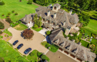 26,000 Square Foot European Inspired Mega Mansion In Greenwich, CT