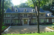10,000 Square Foot Newly Built Brick Mansion In Glen Head, NY