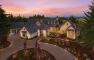 $4.195 Million Newly Built Contemporary Home In West Linn, OR