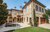 $3.6 Million Stone Home In Dallas, TX
