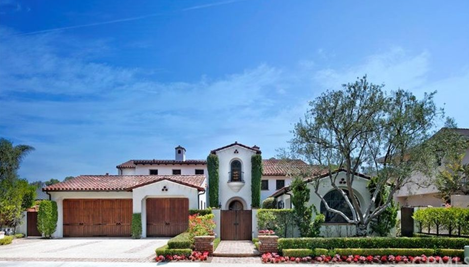 $2.55 Million Spanish Colonial Home In Laguna Niguel, CA