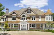13,000 Square Foot Newly Built Shingle Mansion In Bedford Corners, NY