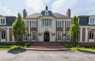 27,000 Square Foot Brick & Stone Mega Mansion In Rockville, MD