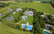 Blue Highland – A $22 Million Newly Built Mansion In Bridgehamtpon, NY