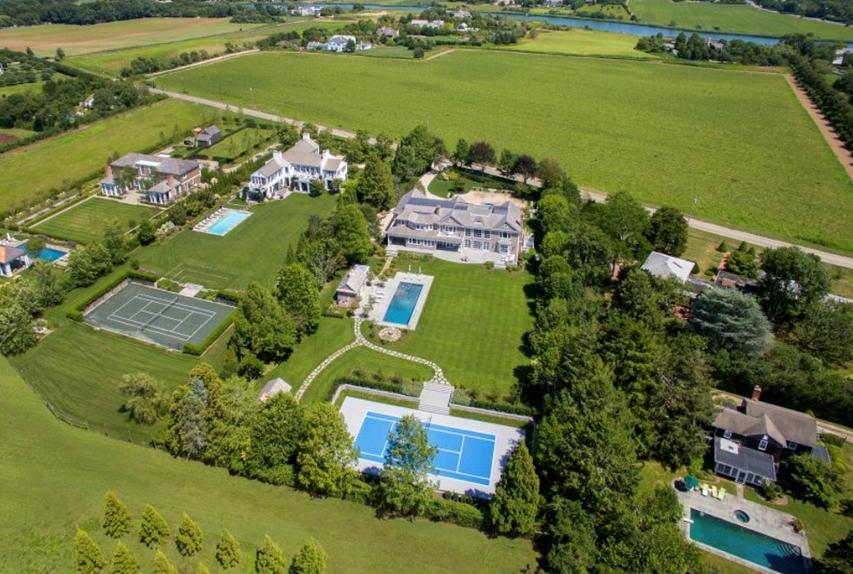 Blue Highland – A $22 Million Newly Built Mansion In Bridgehamtpon, NY
