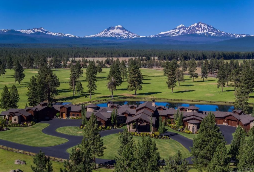 R&B Ranch - A $24 Million Estate In Sisters, OR
