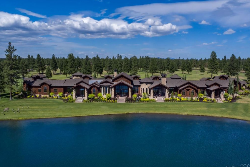 R Amp B Ranch A 24 Million Estate In Sisters Or Homes Of