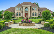 $1.35 Million Brick Mansion In Fulton, MD