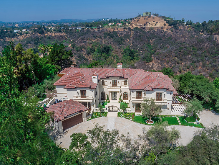 Villa Grande Bellezza – A $21.995 Million Newly Built Mansion In Beverly Hills, CA