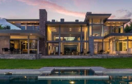 $12.25 Million Contemporary Home In Pacific Palisades, CA