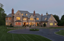 12,000 Square Foot Stone Mansion In Lower Gwynedd, PA