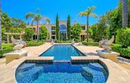 $5.35 Million European Inspired Mansion In Newport Coast, CA
