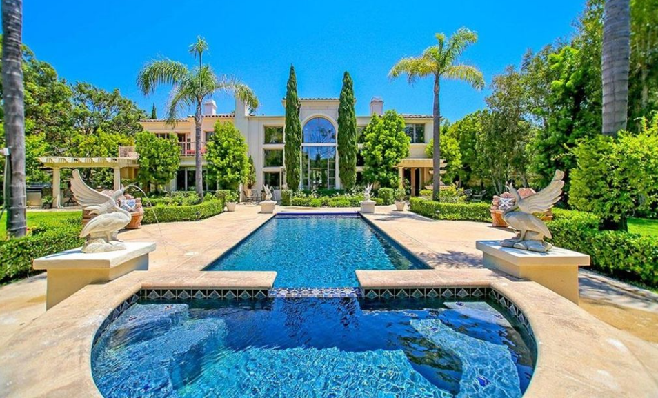 $5.35 Million European Inspired Mansion In Newport Coast, CA