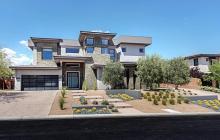 $3.75 Million Contemporary Home In Las Vegas, NV