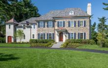 $2.7 Million Newly Built Stone & Stucco Home In Gladwyne, PA