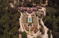 $7.6 Million Tuscan Mansion On 20 Acres In Los Gatos, CA