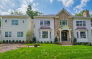 $2.3 Million Newly Built Colonial Home In Morristown, NJ