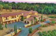 11,000 Square Foot Stone & Stucco Mansion In Loomis, CA