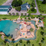 Swimming Pool Aerial